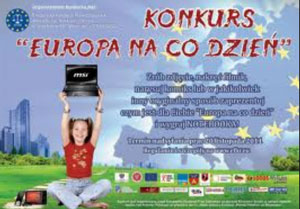The poster of the competition.