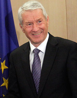 Thorbjorn Jagland's visit in Lithuania