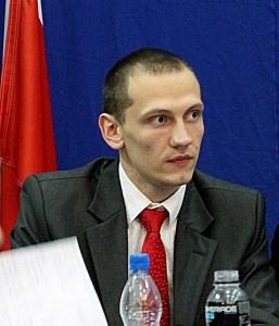Tomaš Jenkelevič joins EFHR
