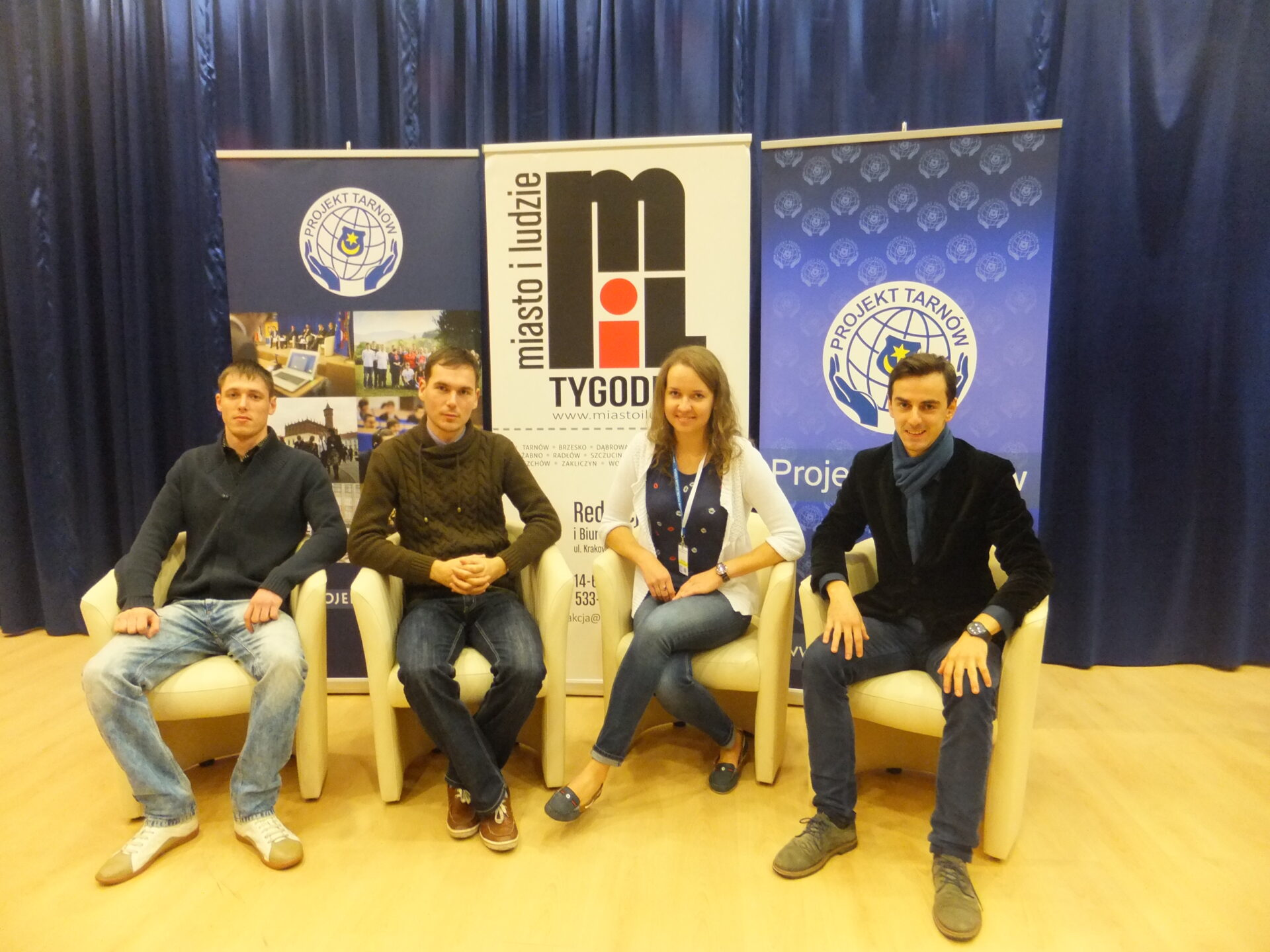 Report from the Central Europe Youth Forum in Tarnów