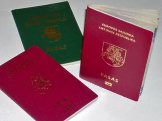 """""""Nationality in passport"""""""