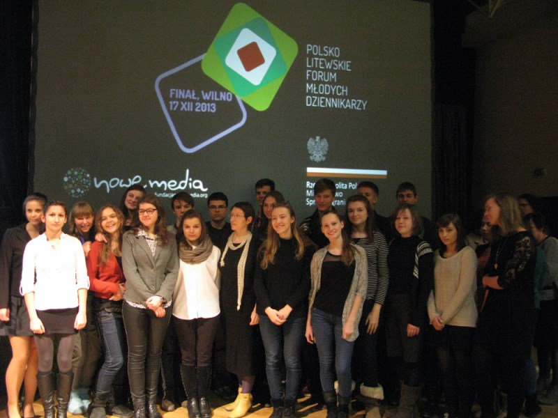 EFHR on the final ceremony at the Young Journalists Forum