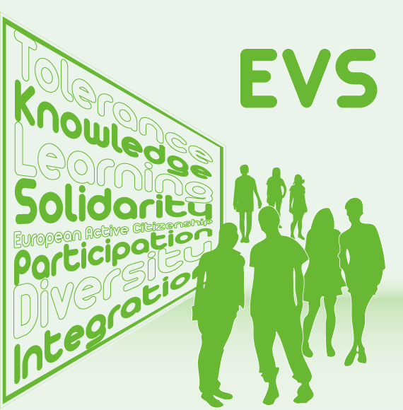 A  green light to participate in the European Voluntary Service (EVS)