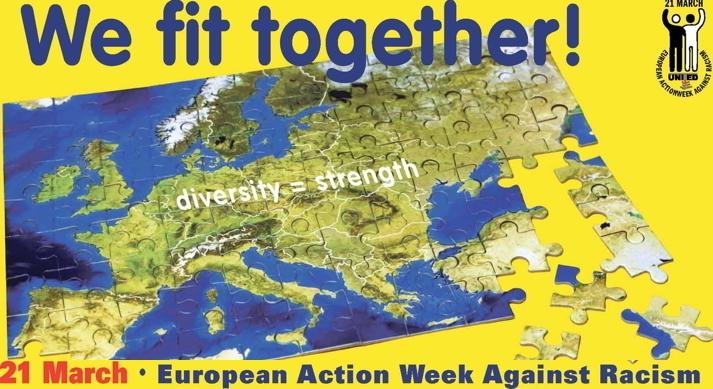 The European Week Against Racism