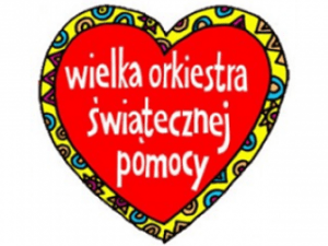 This year the Great Orchestra of Christmas Charity is going to play in Vilnius for the first time!