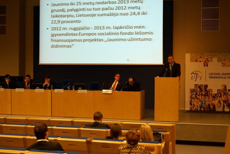 Conference on the Cooperation between NGOs and Local Governments