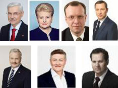 Presidential Candidates on the protection of minority rights and original spelling of non-Lithuanian surnames