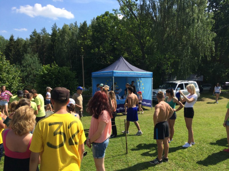 XXVI Touristic Rally of Poles in Lithuania is over