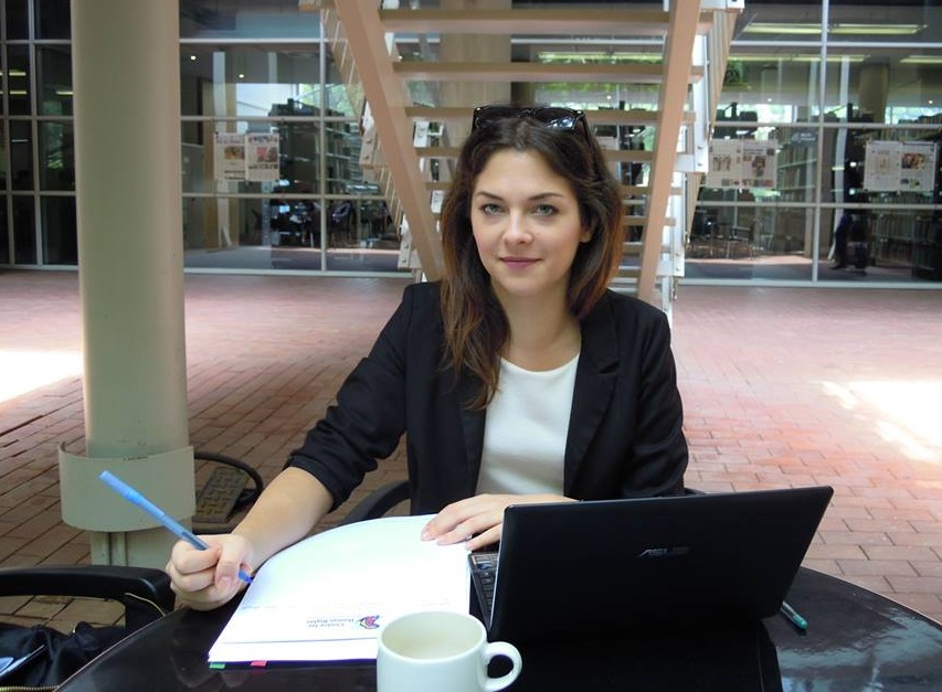 New trainee at the European Foundation of Human Rights