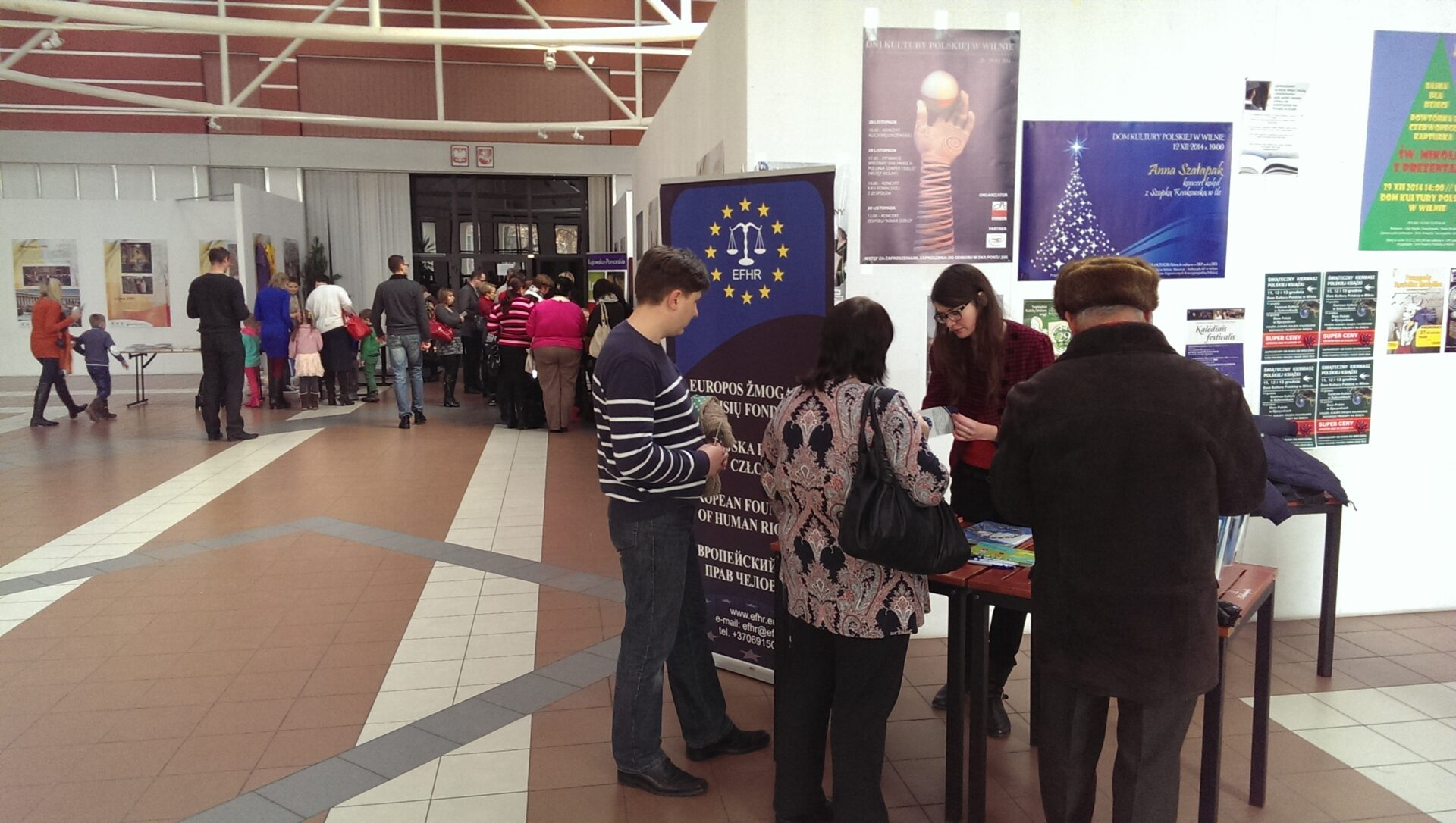 EFHR at the The Polish Culture Days