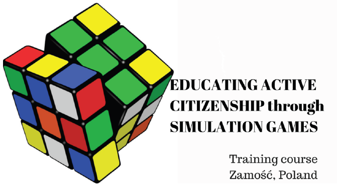 Project ''Educating Active Citizenship through Simulation Games''