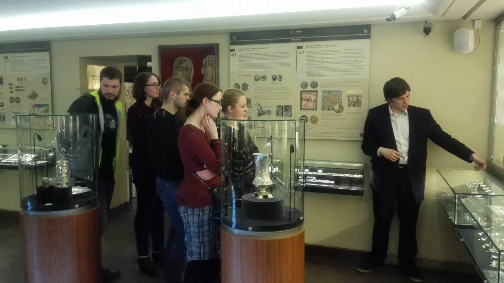 EFHR visits Money Museum